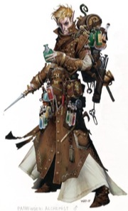 Pathfinder Roleplaying Game: Advanced Player's Guide (OGL)