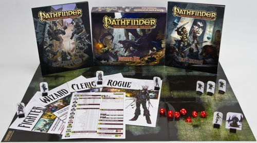 [Noticias] Pathfinder RPG - Página 2 PZO1119Contents_500