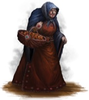 Gingerbread Witch archetype, Pathfinder Roleplaying Game: Horror Adventures, Mark Molnar
