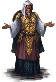 Martyr Paladin archetype, Pathfinder Roleplaying Game: Horror Adventures, Mark Molnar
