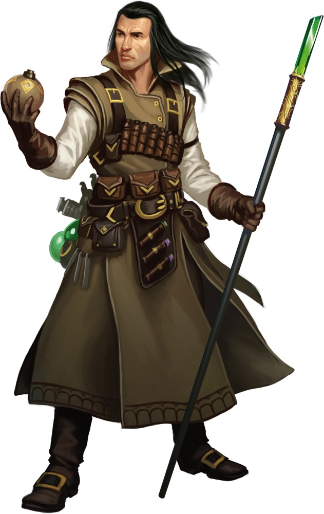 male warrior avatar maker online