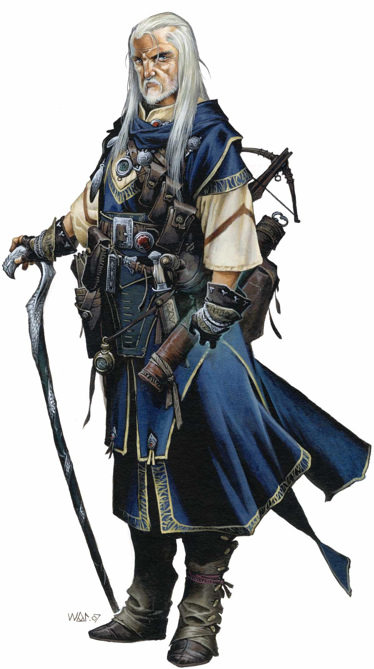 Galerie d'avatars Pathfinder5-Wizard