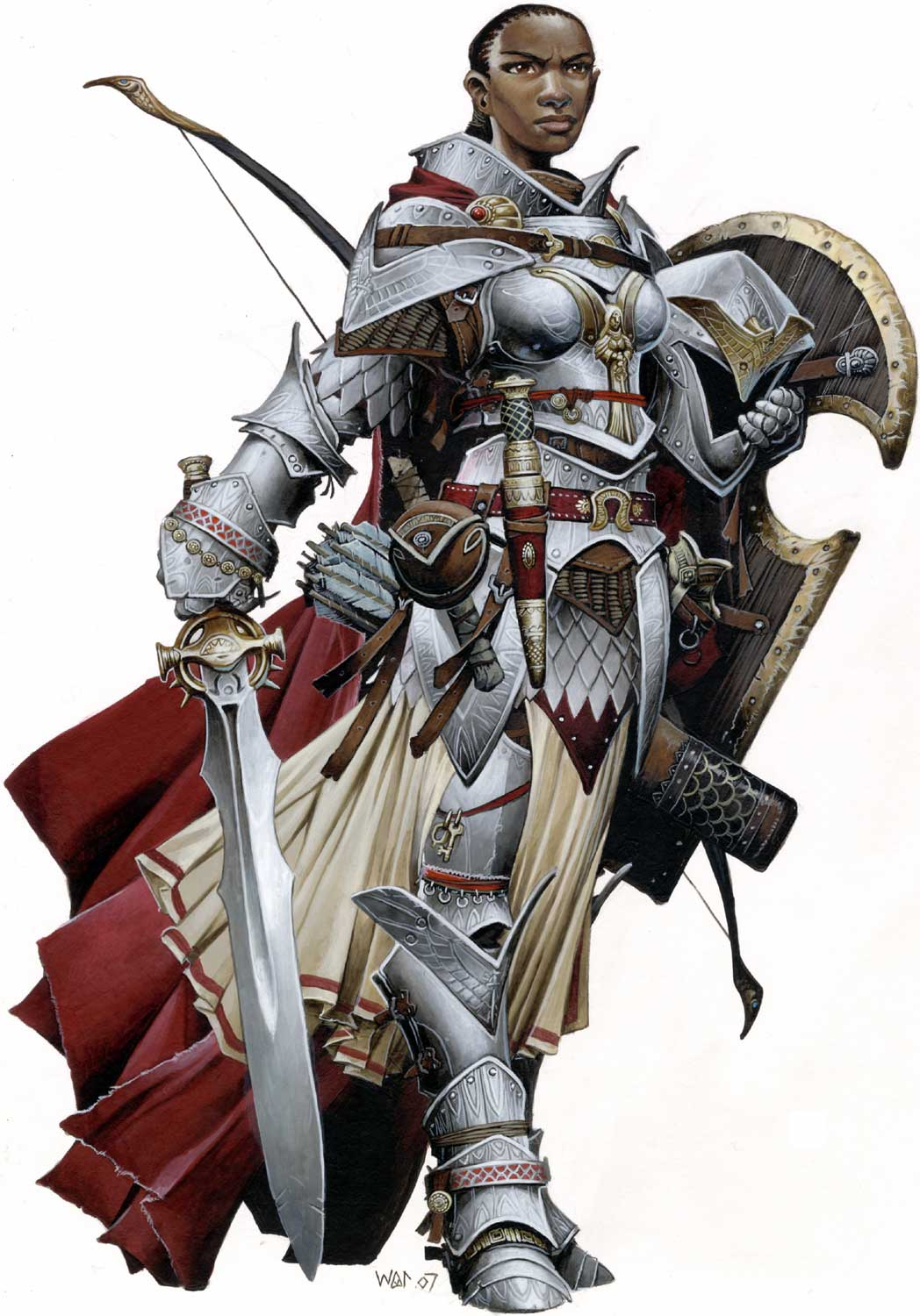 Classes of the Realms Pathfinder7_Paladin