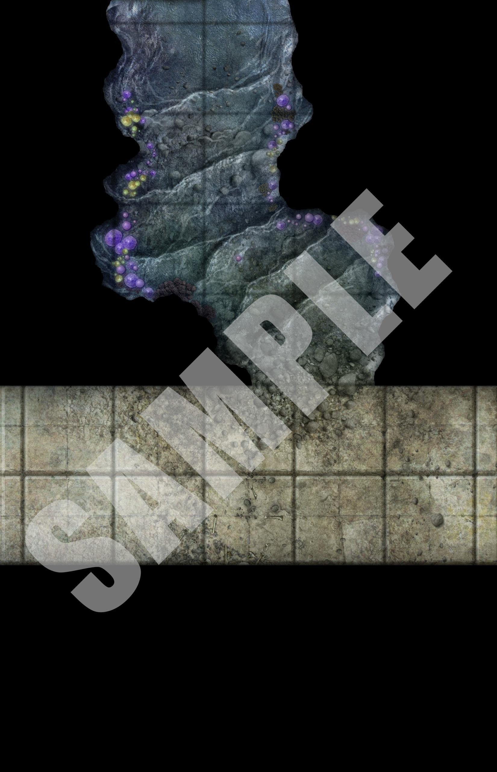 Paizo Com Pathfinder Map Pack Dungeon Corridors