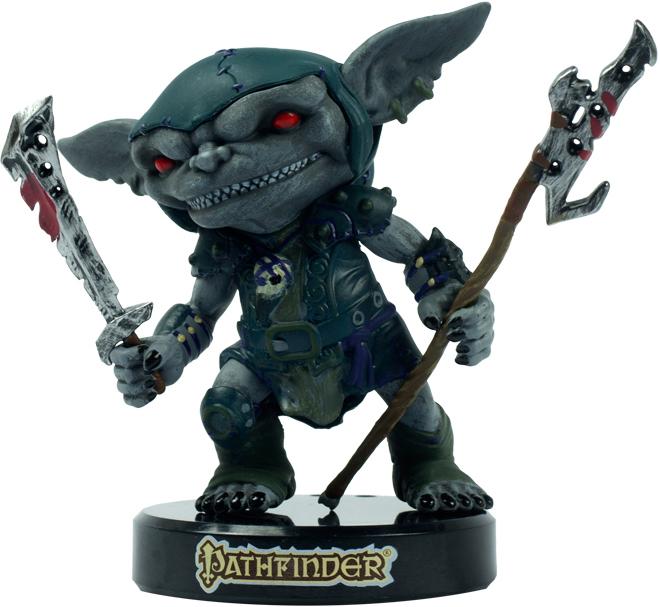 paizo.com - Pathfinder: Birdcruncher Goblin