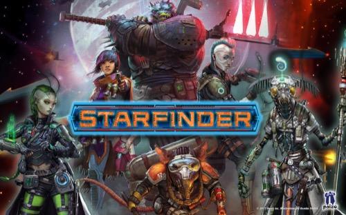 Starfinder Iconics