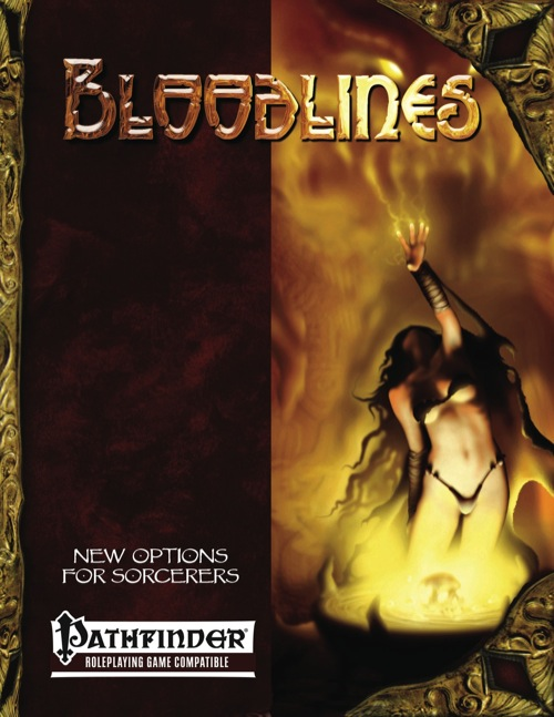 Bloodlines—New Options for Sorcerers (PFRPG) PDF Adamant Entertainment