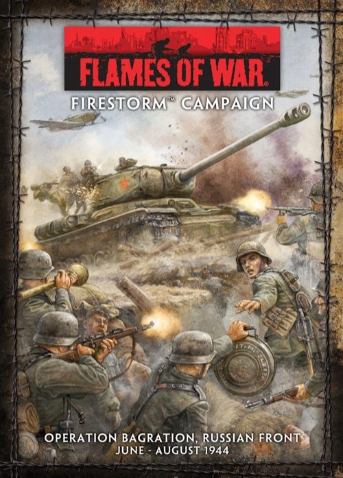 flames of war terrain in