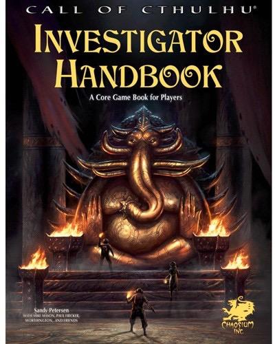 call of cthulhu investigator handbook pdf free