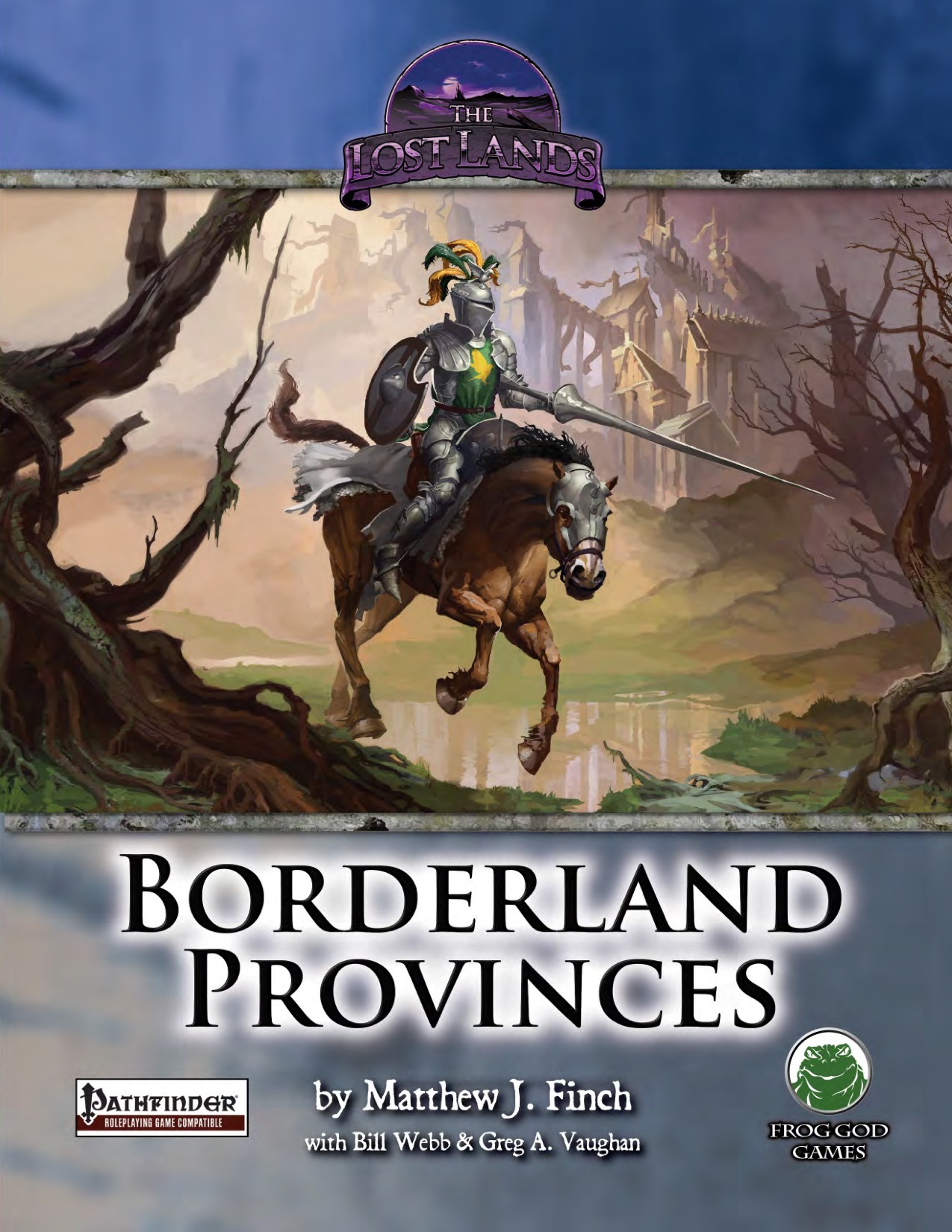 Image result for borderlands campaign setting frog god