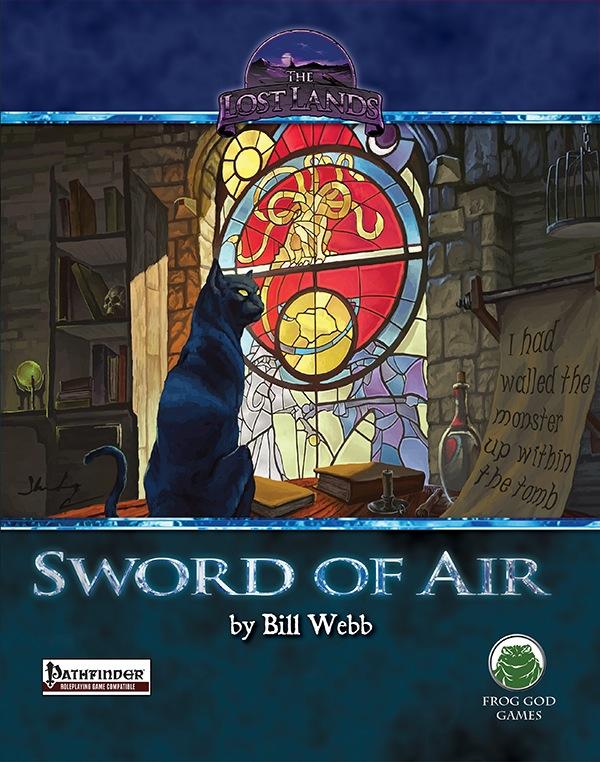 Cover of Sword of Air