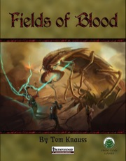 The Lost Lands: Fields of Blood -  Frog God Games