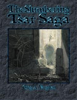 Cover of The Slumbering Tsar Saga