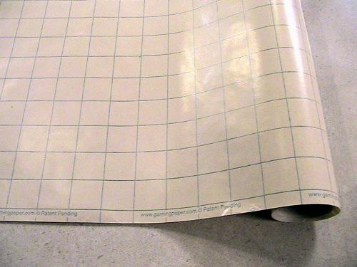 paizocom gaming paper 1quot squares roll