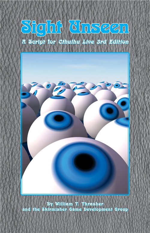 Portada de Sight Unseen