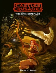 The Crimson Pact -  Troll Lord Games