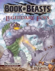 Jon Brazer Enterprises: Book of Beasts: Legendary Foes