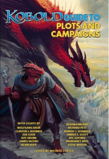 Kobold Guide to Plots and Campaigns -  Kobold Press