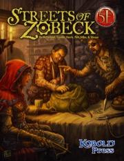 Streets of Zobeck for 5E -  Kobold Press