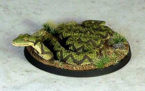 Snake, Giant Constrictor - Epic Path