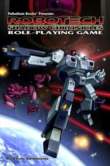 paizo.com - Robotech: Shadow Chronicles RPG Robotech Shadow Chronicles Characters