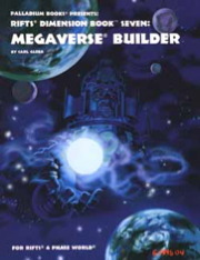 rifts dimension megaverse builder pdf
