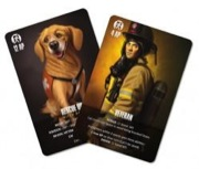 Flash Point: Veteran and Rescue Dog Pack -  Indie Boards and Cards