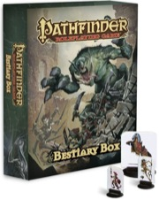 Pathfinder RPG Bestiary Box (T.O.S.) -  Paizo Publishing