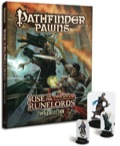 Pathfinder Pawns: Rise of the Runelords Pawn Collection
