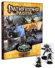 Skull and Shackles Pawn Collection -  Paizo Publishing