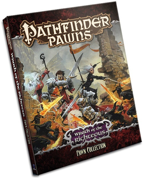 Pathfinder pawns wrath of the righteous for Bureau 13 rpg pdf