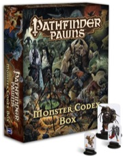 Pathfinder Pawns: Monster Codex Box