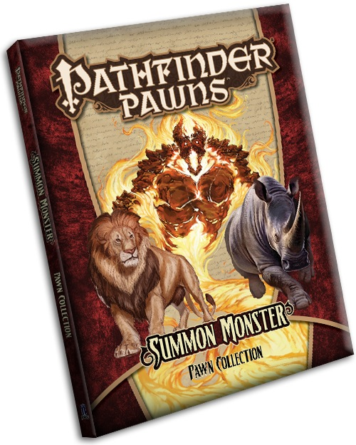 paizo.com - Pathfinder Pawns: Summon Monster Pawn Collection