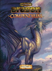 Dungeons & Dragons: The Dragon Compendium, Volume 1 Hardcover