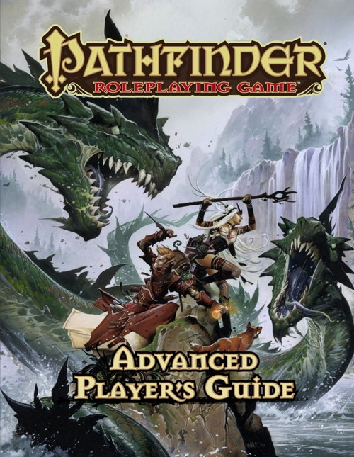 Paizo Com Pathfinder Roleplaying Game Advanced Player S