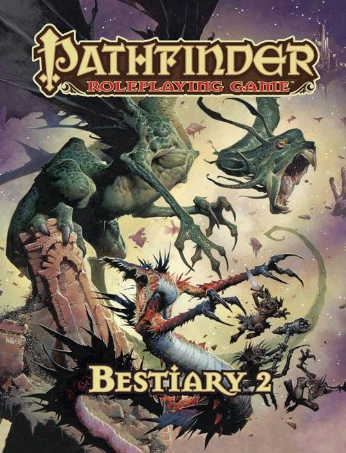 Pathfinder RPG Bestiary 2: Pocket Edition -  Paizo Publishing