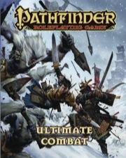 Pathfinder: Ultimate Combat -  Paizo Publishing