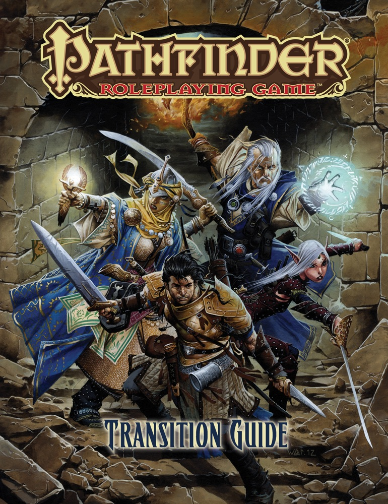 how to build a campaign pathfinder