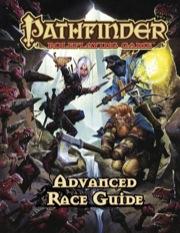 Pathfinder RPG Advanced Race Guide (T.O.S.) -  Paizo Publishing