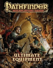 Pathfinder Ultimate Equipment -  Paizo Publishing