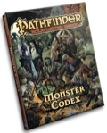 Pathfinder Roleplaying Game: Monster Codex (OGL)