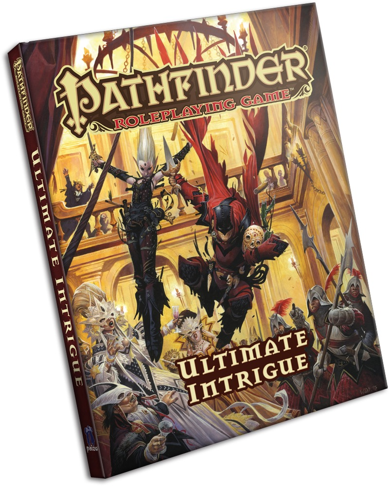 Paizo Com Pathfinder Roleplaying Game Ultimate Intrigue