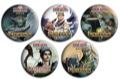Paizo GenCon 2012 Pin Set