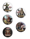 Paizo GenCon 2013 Pin Set