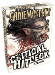 Paizo Critical Hit / Fumble decks