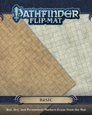 Flip Map: Basic 2013 (T.O.S.) -  Paizo Publishing
