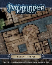 Paizo Publishing: Flip Mat Seedy Tavern