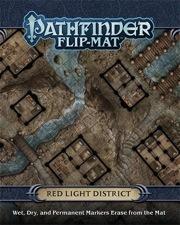 Paizo Publishing: Pathfinder Flip Mat: Red light district