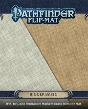 Pathfinder Flip Mat: Bigger Basic (T.O.S.) -  Paizo Publishing
