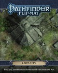 Pathfinder Flip-Mat: Lost City